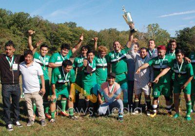 Antigua FC Campeón Chapín en MD